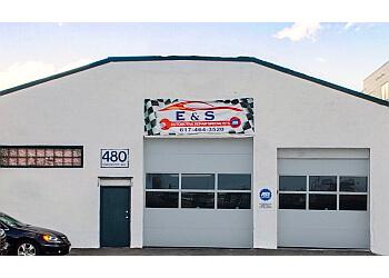 Boston car repair shop E&S Automotive