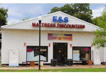 Columbus furniture store E & S Mattress and Furniture Discounters