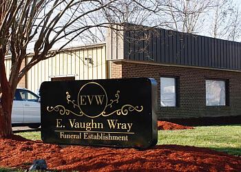 Norfolk funeral home E. Vaughn Wray Funeral Establishment