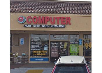 Anaheim computer repair E-World Computer