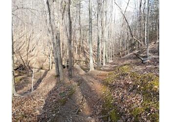 Roanoke hiking trail EXPLORE PARK