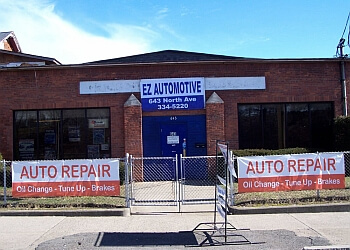 Bridgeport car repair shop E Z Automotive LLC