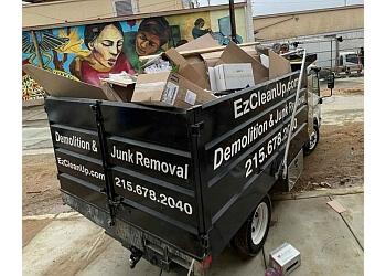 Philadelphia junk removal EZ Clean Up