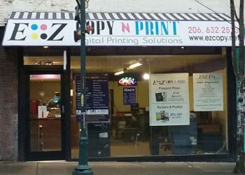 Seattle printing service EZ Copy N Print