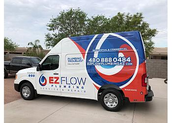 Chandler plumber EZ Flow Plumbing, LLC