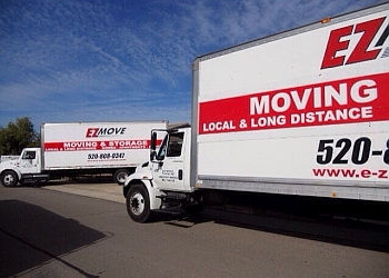 Tucson moving company E-Z Move