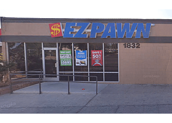 North Las Vegas pawn shop EZPAWN