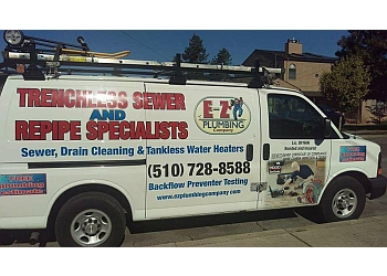 Hayward plumber E-Z Plumbing Company