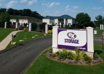 Pittsburgh storage unit EZ Storage