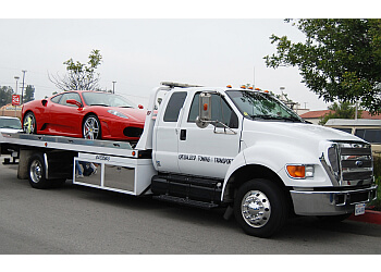 Greensboro towing company EZ Towing and Recovery