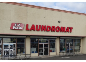 Newark dry cleaner E-Z Wash Laundromat