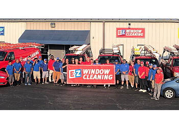 Milwaukee window cleaner E-Z Window Cleaning