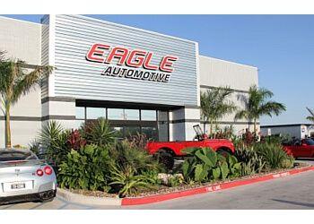 McAllen car repair shop Eagle Automotive