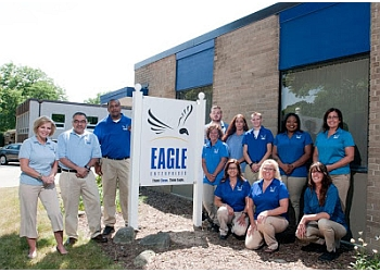 Milwaukee commercial cleaning service Eagle Enterprises, Ltd.