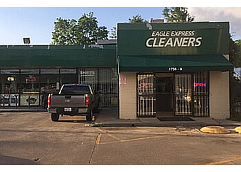 Houston dry cleaner Eagle Express Dry Cleaners