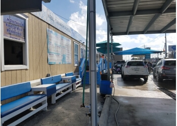 Houston auto detailing service Eagle Hand Car Wash