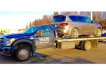 Anchorage towing company Eagle Towing