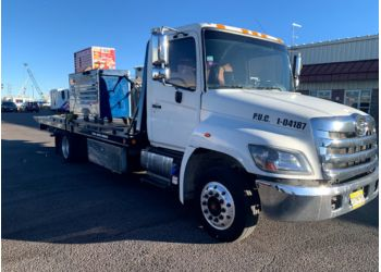 Aurora towing company EAGLE WING TOWING