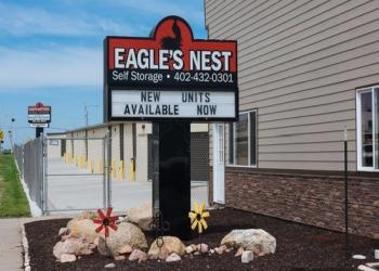 Lincoln storage unit Eagle's Nest Self Storage
