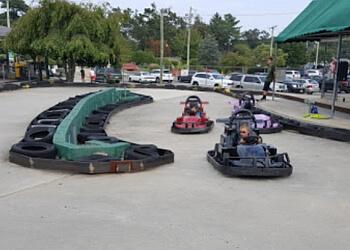 Newark amusement park Eagleswood Amusement Park