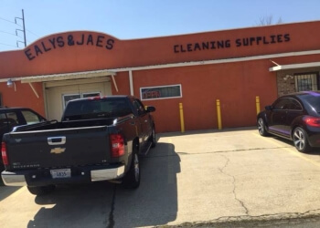 Shreveport commercial cleaning service Ealy's & JAE's Janitorial Cleaning Supplies
