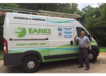 Greensboro hvac service Eanes Heating and Air Conditioning