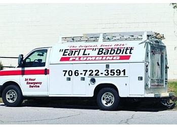 Augusta plumber Earl L. Babbitt Plumbing Co, Inc.