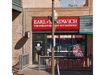 Tempe sandwich shop Earl of Sandwich