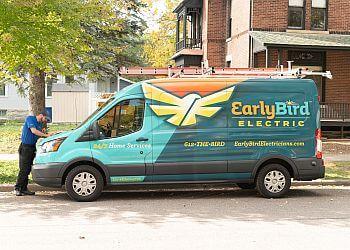 St Paul electrician EarlyBird Electric
