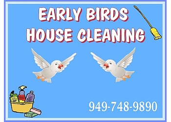 Irvine house cleaning service Early Birds House Cleaning