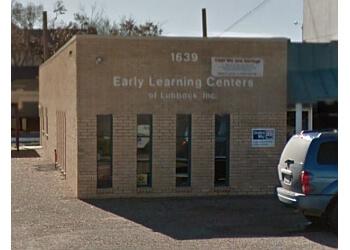 Lubbock preschool Early Learning Centers of Lubbock, Inc.