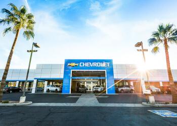 Chandler car dealership Earnhardt Chevrolet