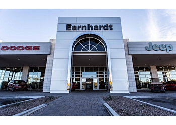 Gilbert car dealership Earnhardt Chrysler Jeep Dodge Ram
