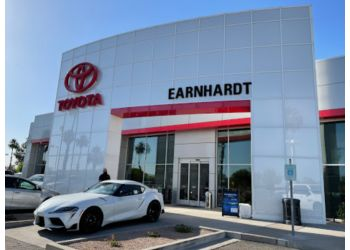 Mesa car dealership Earnhardt Toyota