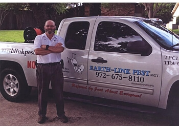 Garland pest control company Earth-Link Pest Management