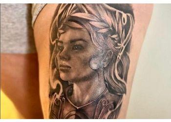 Winston Salem tattoo shop Earth's Edge