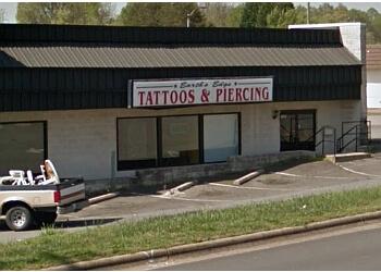 Winston Salem tattoo shop Earth's Edge Tattoos & Body Piercing