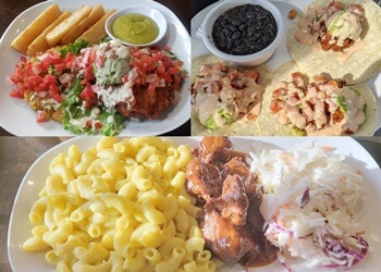 Durham vegetarian restaurant Earth to Us