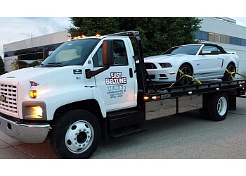 Grand Rapids towing company EAST BELTLINE TOWING AND SERVICE INC.