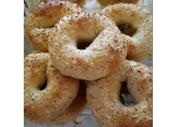 Irvine bagel shop East Coast Bagel