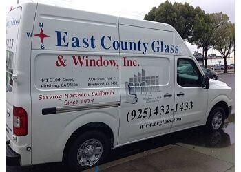 Antioch window company EAST COUNTY GLASS & WINDOW, INC.