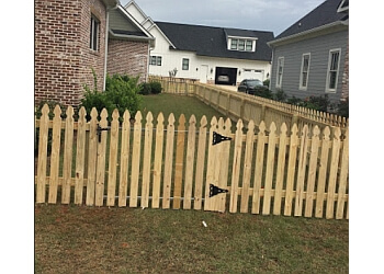 Augusta fencing contractor East Georgia Fence & Construction