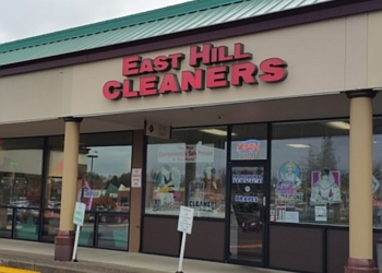 Kent dry cleaner East Hill Cleaners