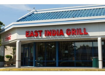 Tacoma indian restaurant East India Grill