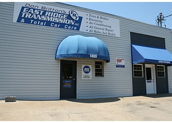 Chattanooga car repair shop East Ridge Transmission & Total Car Care LLC.