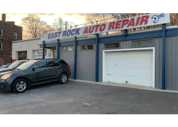 New Haven car repair shop East Rock Auto Repair Inc