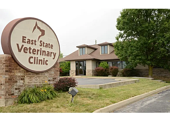 Fort Wayne veterinary clinic East State Veterinary Clinic