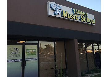Chandler music school East Valley Yamaha Music School