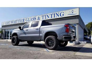 Norwalk window company East Whittier Glass & Mirror, Co. Inc.