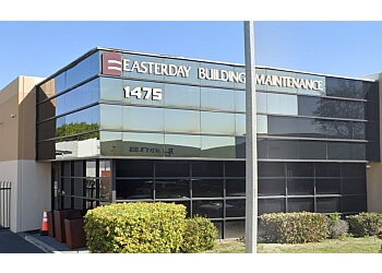 Anaheim commercial cleaning service Easterday Building Maintenance